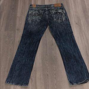 True Religion Men Denim Jeans
